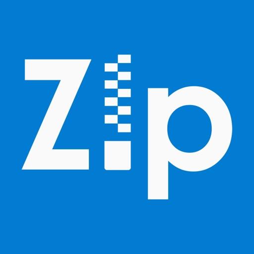 Easy Zip - With Dropbox, Google Drive, iCloud