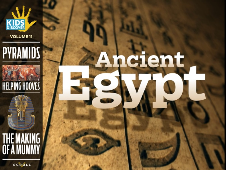 Ancient Egypt by KIDS DISCOVER
