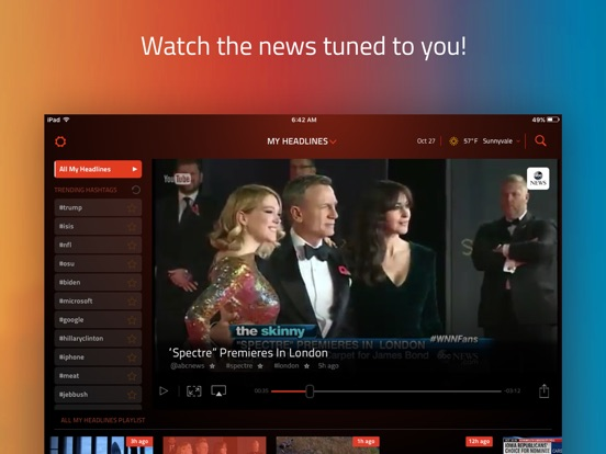 AppChase™ - Haystack TV Local & World News