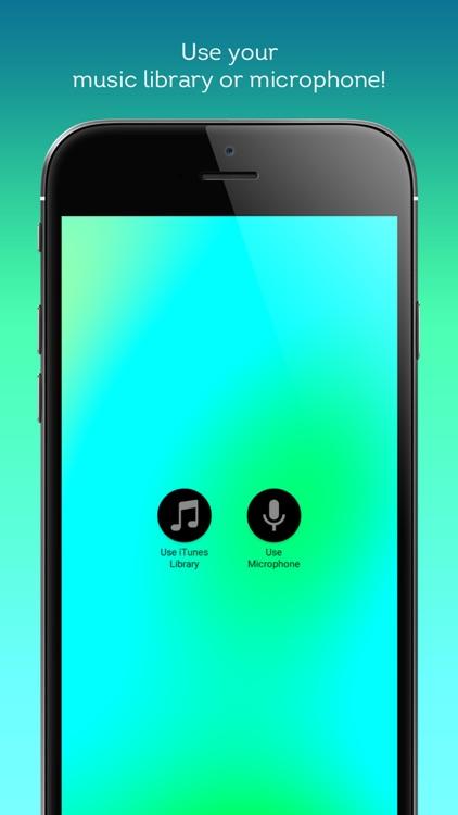 Rasa Music Visualizer screenshot-0