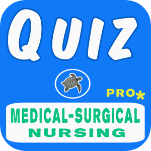 Medical-Surgical Nursing Quiz Pro app