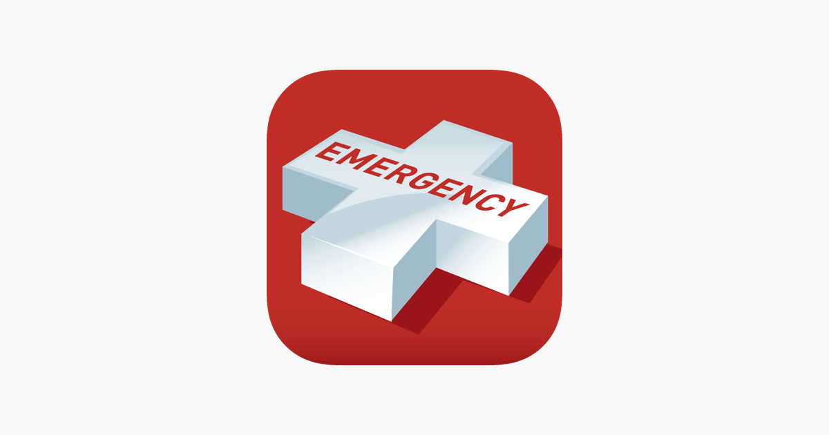 Emergency + on the App Store