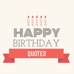 Happy Birthday Wishes Quotes Sticker Pack