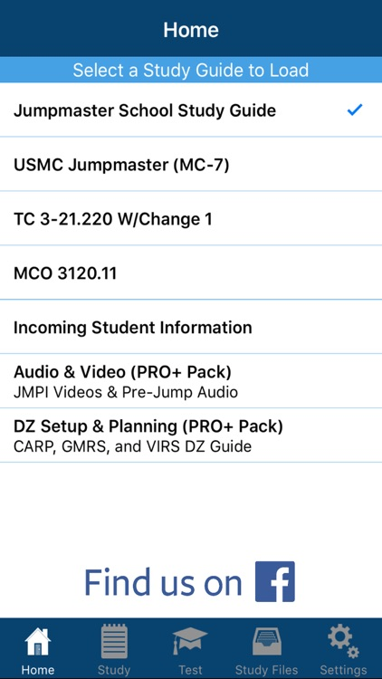 Jumpmaster PRO Study Guide screenshot-0