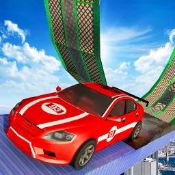 Stunt Car Drive: Impossible Tracks