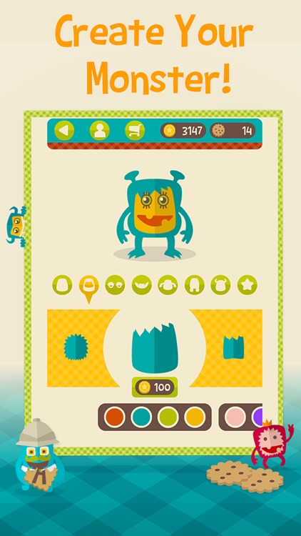 Word Monsters screenshot-3