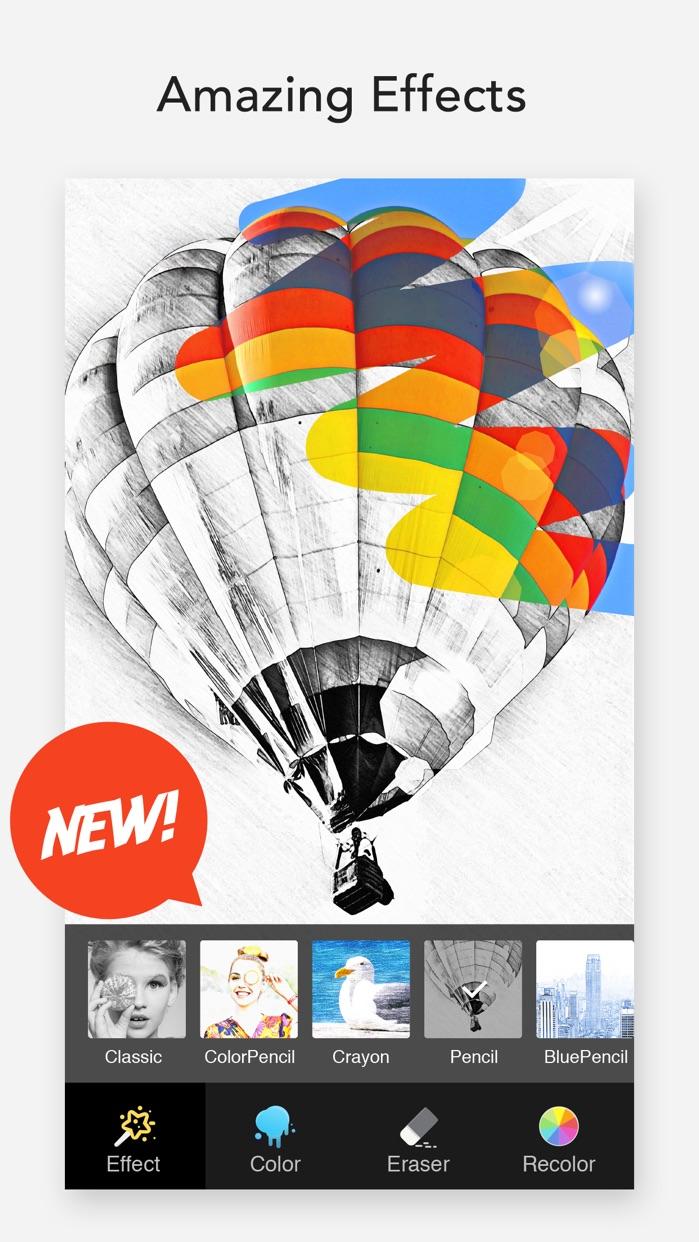 Color Lab – Recolor Your Photos Screenshot