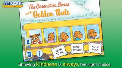 The Berenstain Bears And The Golden Rule review screenshots