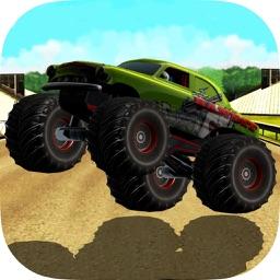 Extreme Monster Truck Stunts