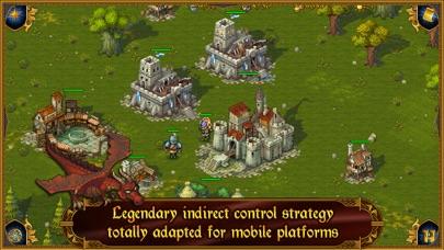 Screenshot #1 pour Majesty: Fantasy Kingdom Sim