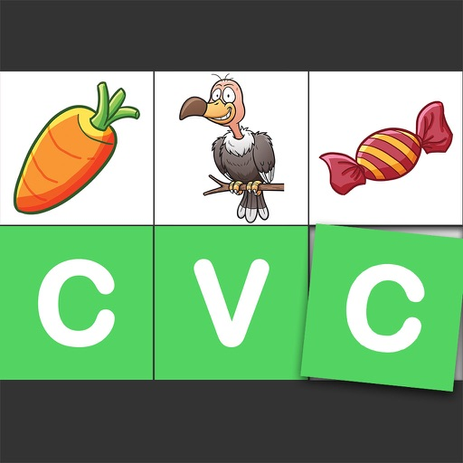 Secret CVC Words icon