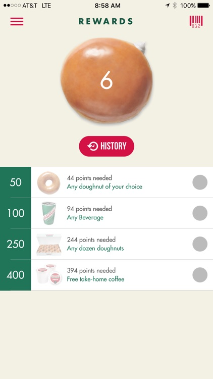 Krispy Kreme ® screenshot-3