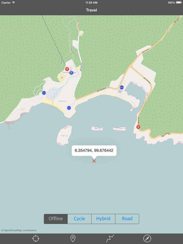 LANGKAWI ISLAND u2013 GPS Travel Map
