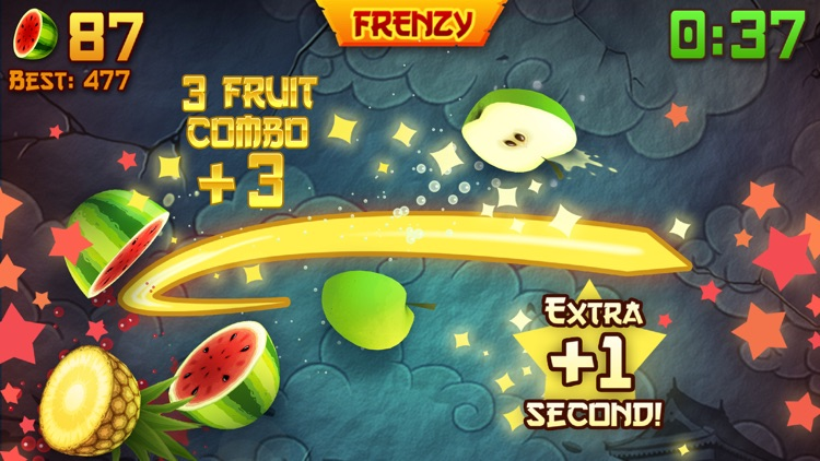 Fruit Ninja® screenshot-0