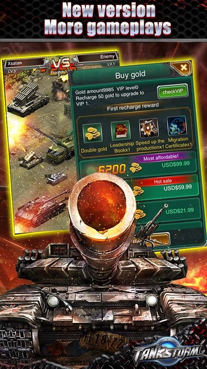 Tank Storm screenshot-4