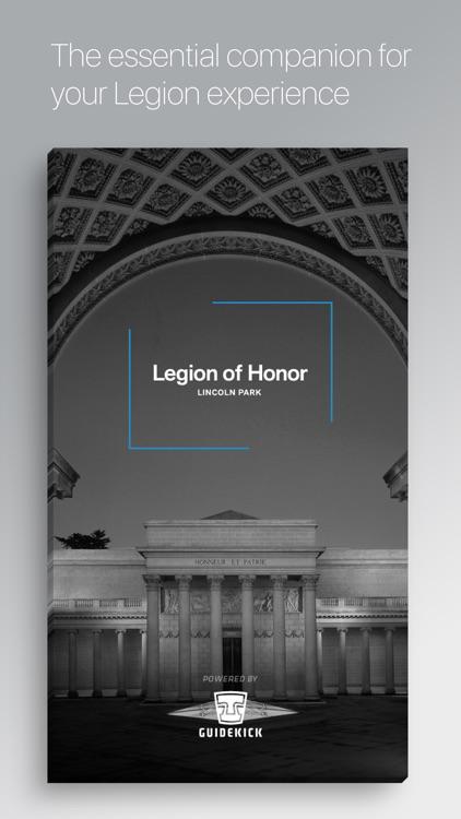 Legion of Honor - FAMSF screenshot-0