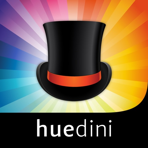 Huedini for Philips Hue