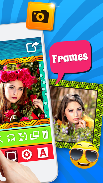 PIP Photo Effect Editor & Insta.Pic Square Maker screenshot two