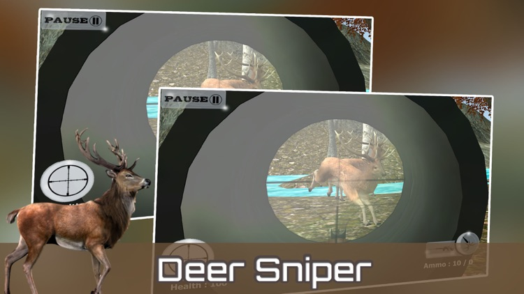 Deer Sniper 2017 3D