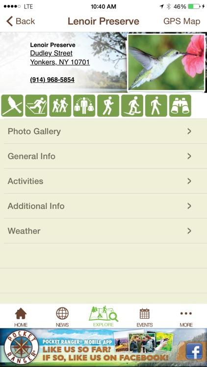 Westchester County Parks Guide - Pocket Ranger® screenshot-4