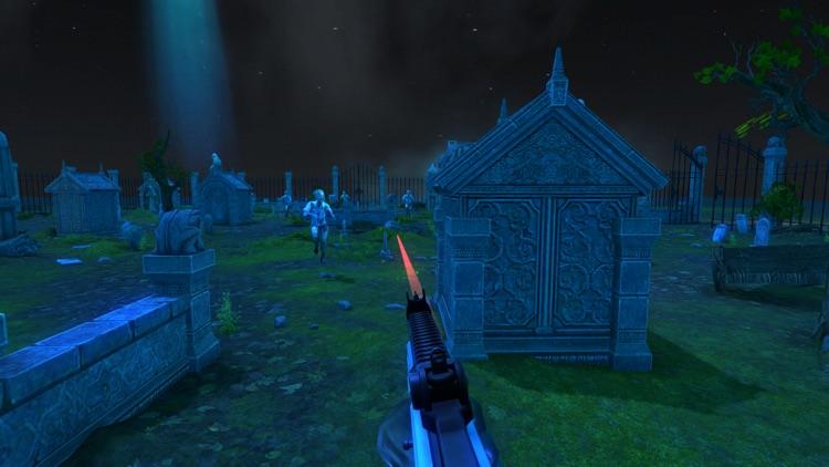 Graveyard Shift Virtual Reality - VR Simulation