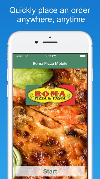 Roma Pizza MobileScreenshot of 1