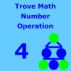 TroveMath 4 Number Operation Practice