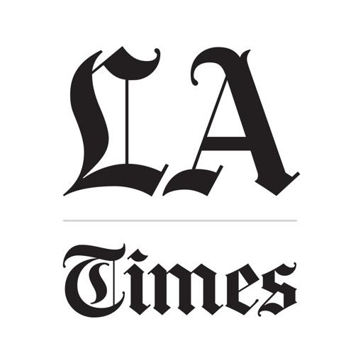 LA Times: Your California News app logo