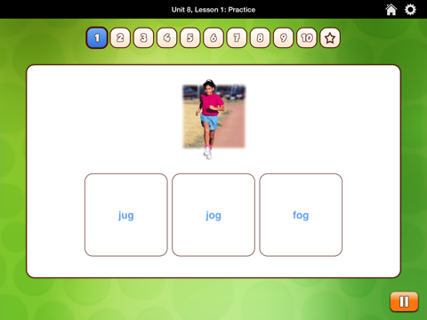 HMH English Learner Assessment Practice Grade K screenshot 3