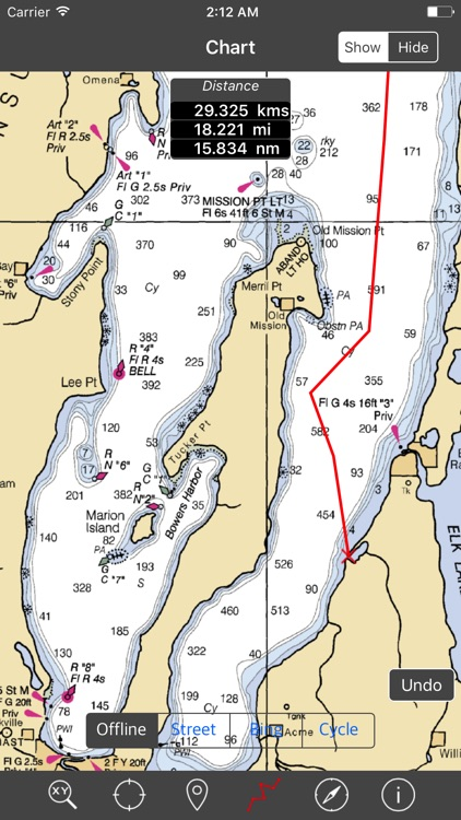Lake Michigan – Raster Nautical Charts screenshot-3