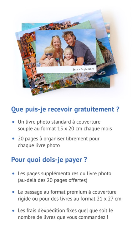FreePrints Livres Photos screenshot-4