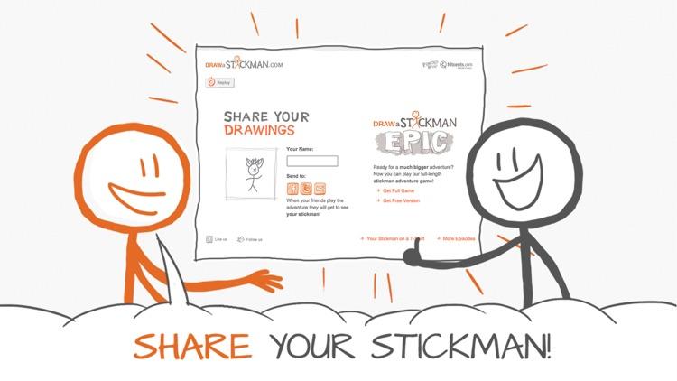 Draw A Stickman: Episode 2 screenshot-4