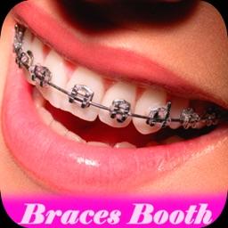 Braces teeth Camera Selfie - Braces teeth Maker