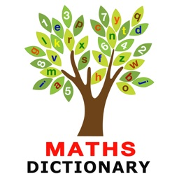 Maths Dictionary with illustrations