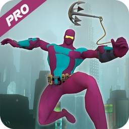 Ultimate Rope Hero Pro