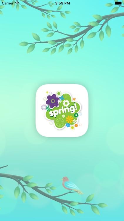 Spring Wallpaper - Nature Wallpapers & Backgrounds screenshot-4