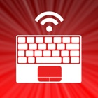 Air Keyboard: remote touch pad and custom keyboard icon