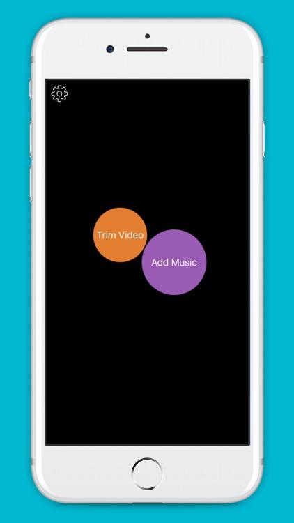 ViiV - Add Music to Video, Cut & Trim Video Editor