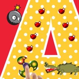 Fidget Spinner Kids ABC 123