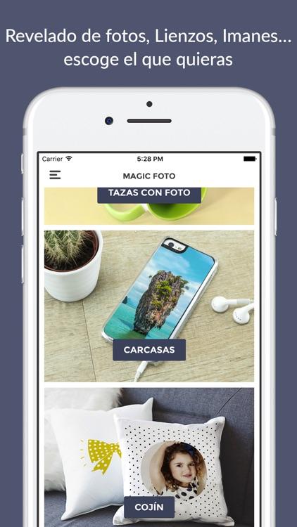 Magic Foto screenshot-4