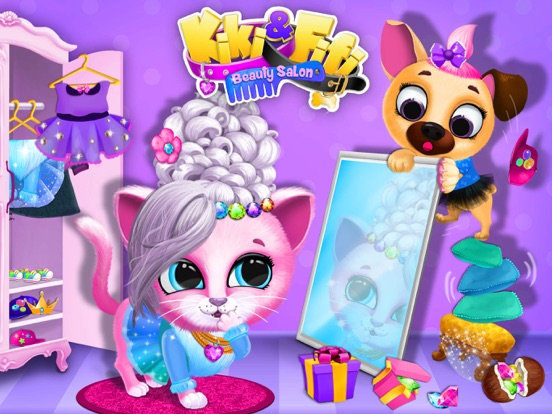 Kiki & Fifi Pet Beauty Salon - Haircut & Makeup screenshot 6