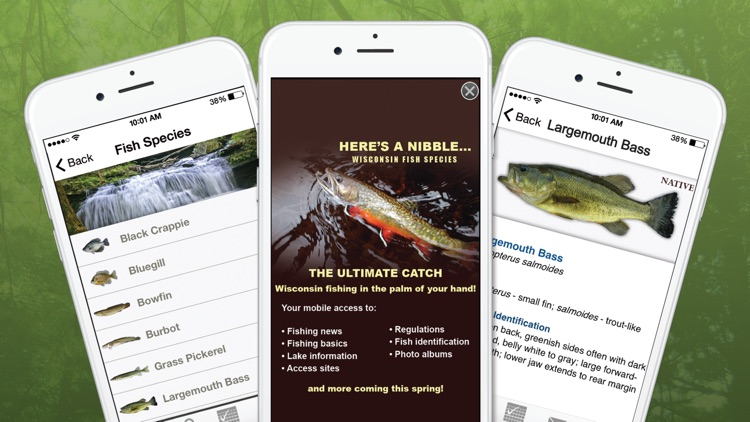 Wisconsin Fishing & Hunting Guide - Pocket Ranger® screenshot-3