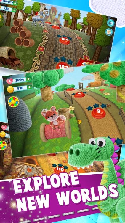 Wooly Blast: Matching Puzzle screenshot-3