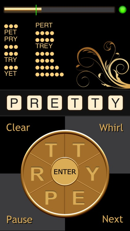 Whirly Word (Free)