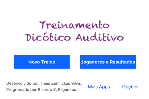 Treinamento Dicótico Auditivo - náhled