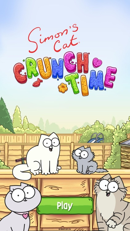 Simon's Cat - Crunch Time screenshot-4