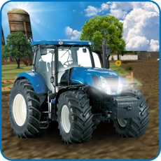 Activities of Real Farm Tractor Parking