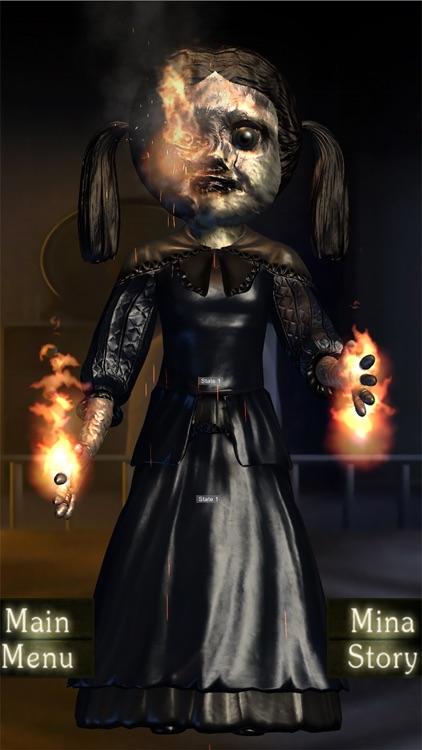 Talking Doll Mina