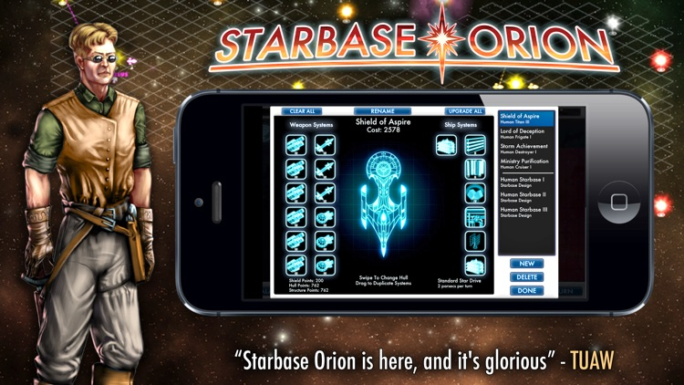 Starbase Orion screenshot-3