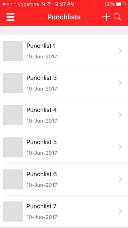 Punchlist Wiz